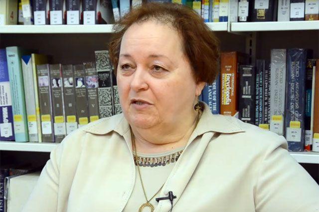 Елена Ленская.