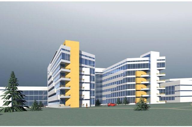 Объявлен аукцион на строительство онкоцентра в Калининграде.