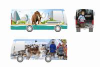 В Ноябрьске решили сделать автобусы модными
