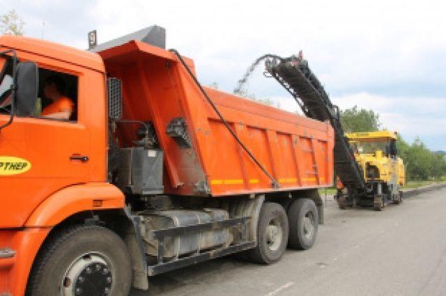 На дороге «Пуровск – Коротчаево» заасфальтировали 4,7 км проезжей части