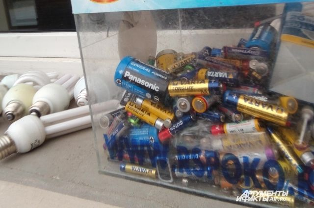 В Светлом, Светлогорске и Янтарном установят контейнеры для опасных отходов.