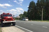 Авария произошла в 12.55 30 июня
