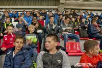 1/8 финала чемпионата мира по футболу заинтересует юных болельщиков.