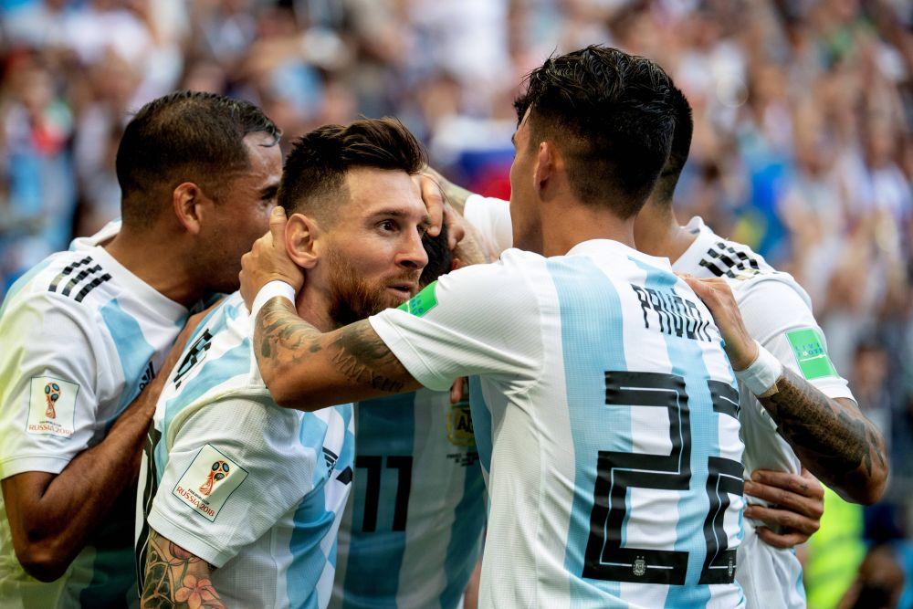 У Аргентины, казалось бы, всё ещё может получиться.