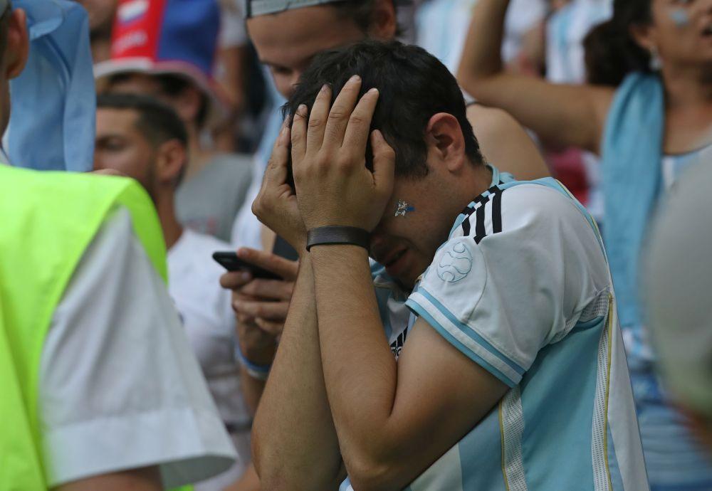 Плачет вся Аргентина.