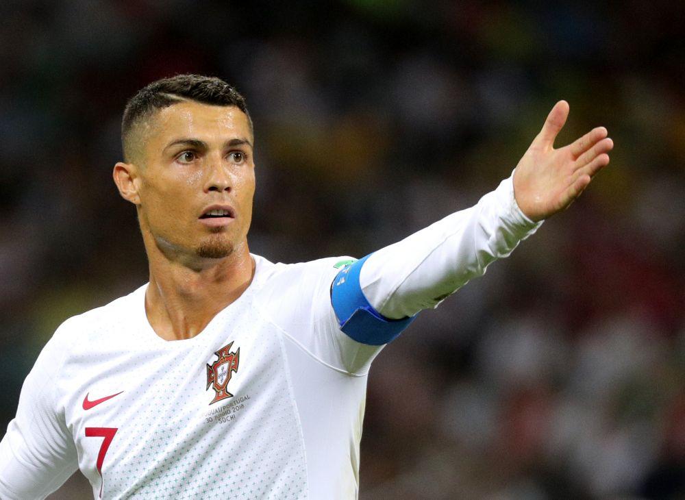 Криштиану Роналду в игре не смог забить ни одного гола.