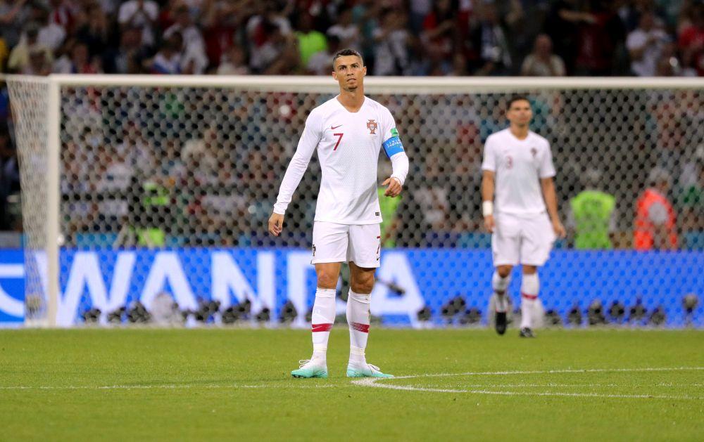 Помимо Роналду, в сборной Португалии сразу девять чемпионов.