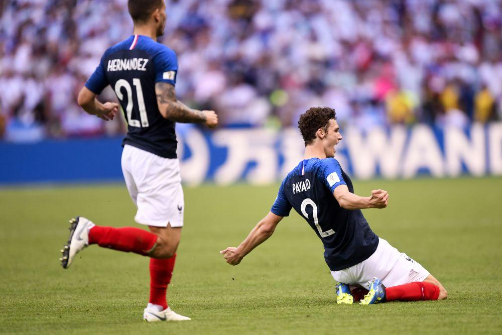 Однако уже на 57-й минуте Бенджамен Павар забивает и лишает Аргентину преимущества в счёте - 2:2.