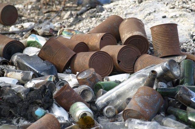 В Ноябрьске собрали порядка 1 000 кубометров мусора