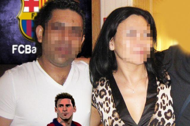 Роналду и Месси развели супругов в Челябинске