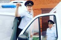 Тюменская полиция обновила автопарк