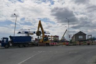 В Лабытнанги реконструируют три дороги
