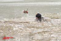 На р.Орь у Орска утонул мужчина.