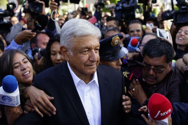 Новый президент Мексики собрался дружить сСША и сражаться заинтересы мексиканцев