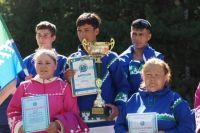За призовые места победители получили медали и денежные призы – 7, 5 и 3 тысячи рублей соответственно.