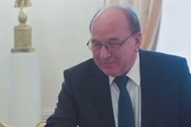 Владимир Путин сменил посла РФ вРеспублике Молдова