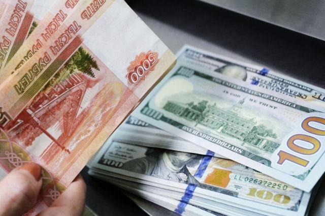 Рубль стал самой слабой валютой среди постсоветских стран, – Bloomberg