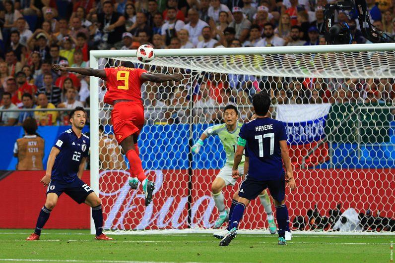 В финале матча Лукаку дважды молниеносно, раз за разом пробил по воротам, но Кавасима проявил невероятную выдержку и отразил оба удара.