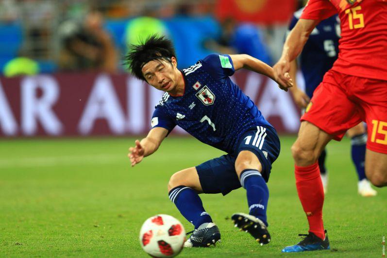 К концу основного времени японцы, так четко до этого выстраивавшие игру, стали сдавать.