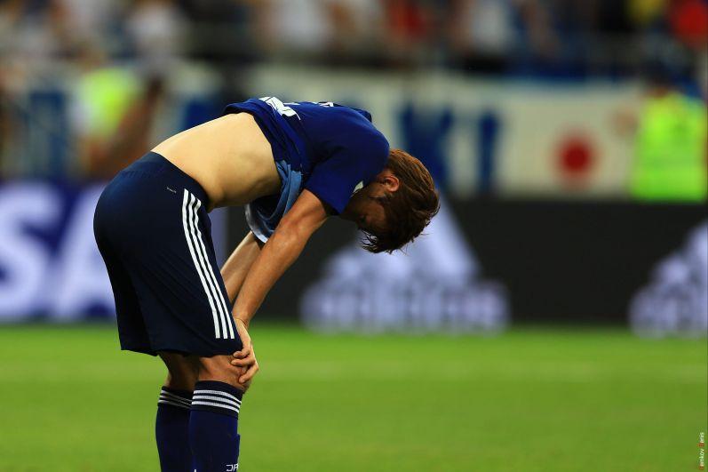 Как бы сенсационно не открыла Япония счёт в матче, разница в классе под конец взяла своё.