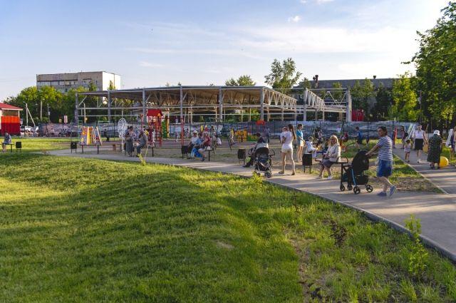 Всего в 2018 году в регионе предполагается благоустроить 106 общественных пространств, более 400 дворов и шесть парков.