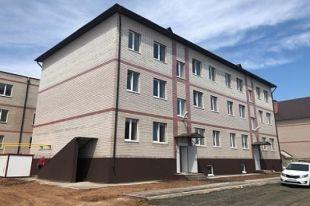 20 семей обманутых дольщиков «Альтаира» получили ключи от квартир.