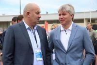 Станислав Черчесов и Павел Колобков.