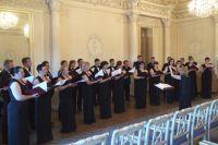 Оренбургский камерный хор выступил в Северной столице и Казахстане.