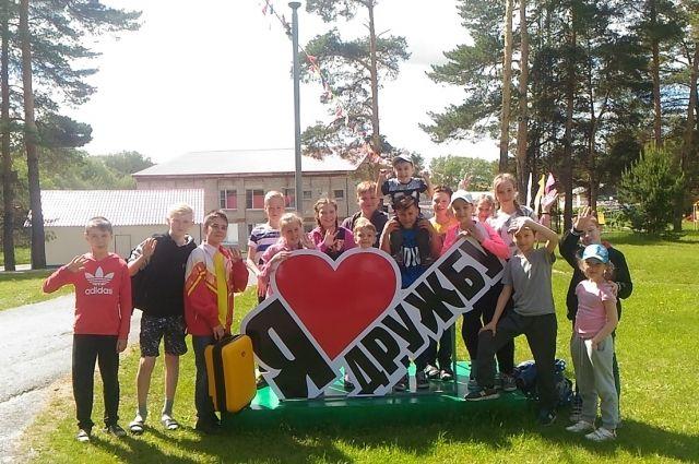 Лето, спорт, отдых! В детском лагере «Дружба» скучать не придется