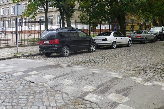 На некоторых улицах планируют установить искусственные неровности.