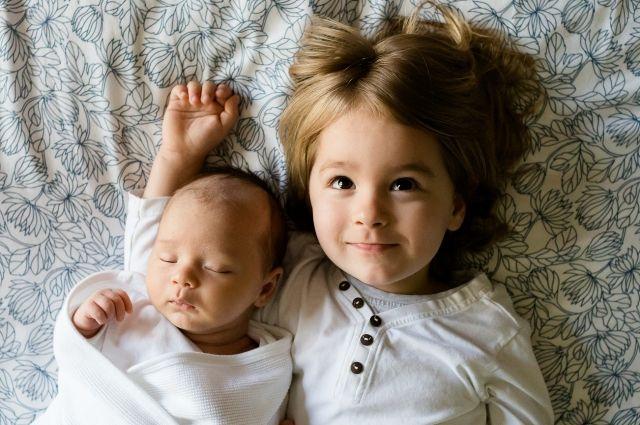 В Кузбассе рождается больше мальчиков, чем девочек.