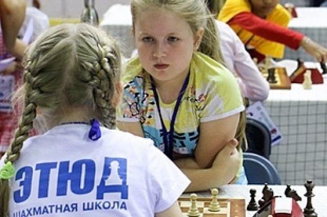 Варя Кузьмина - лучшая в мире по быстрым шахматам среди девочек до 8 лет.