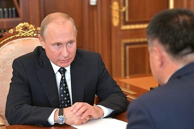 Врио губернатора Приморья пожаловался Путину наперепродажу квот нарыбу икраба