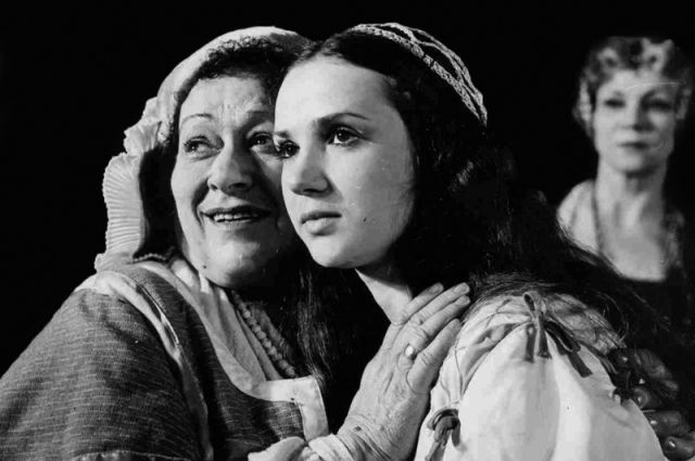 Джульетта, 1982 год.