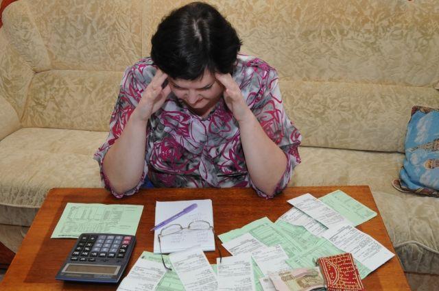 Красноярцам советуют не копить долгов.