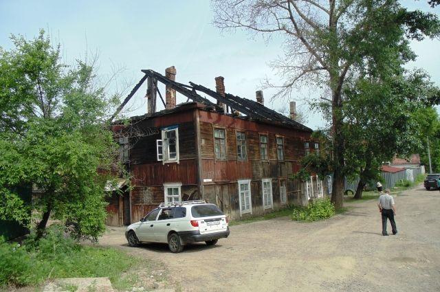 Вместо бараков в Новосибирске могут построить высотки.