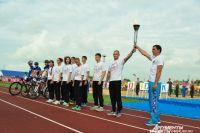 В Омской области проходит 48-я сельская олимпиада