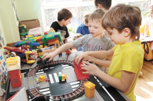 48 % малышей в Новосибирской области обеспечены местами в яслях.