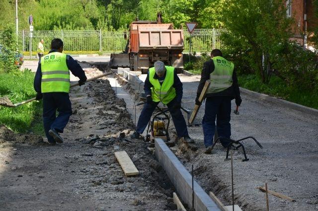 В рамках реконструкции приведут в порядок территорию от перекрестка улиц Степана Разина и Мира в сторону дамбы.
