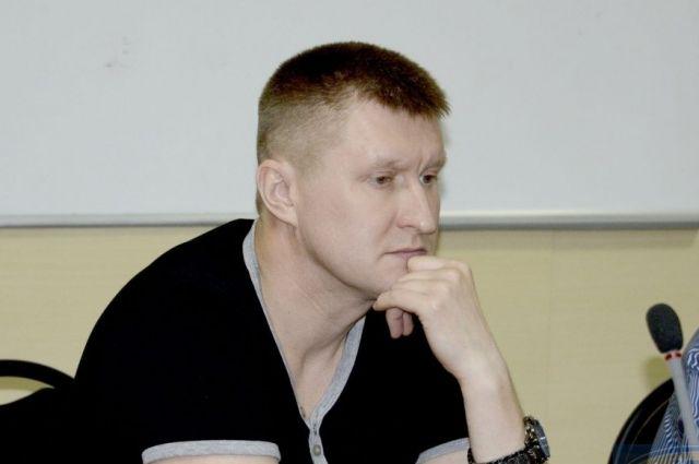 С 2003 года Андрей Агапов работал тренером в пензенской школы хоккея.