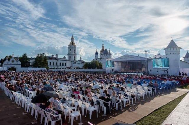 В Тобольский кремль вновь приходит лето и опера