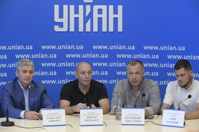Федерация бокса: Покушение на Лищенко – это не криминальная разборка