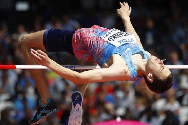 Русский легкоатлет Лысенко одержал победу этап «Бриллиантовой лиги» вЛозанне