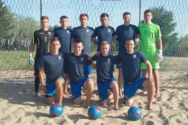 Молодежная сборная по пляжному футболу сыграет в турнире в Марокко