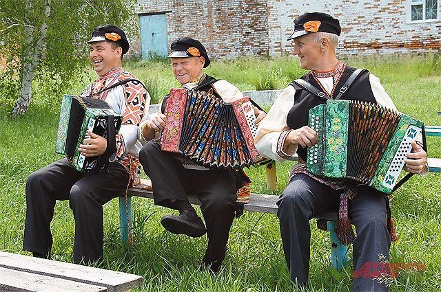 Фестиваль «Играй, гармонь!» продлится почти неделю.