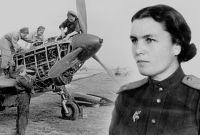 Агния Полянцева на своём истребителе нередко сопровождала важных армейских персон - однажды летала на выручку к Иосипу Броз Тито.