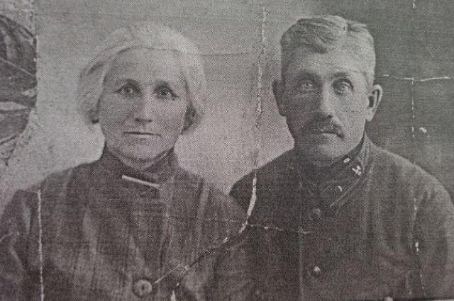 Основатели династии Шабалиных-Токиных-Марковых.