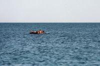 В Приморске троих отдыхающих на матрасе унесло в открытое море