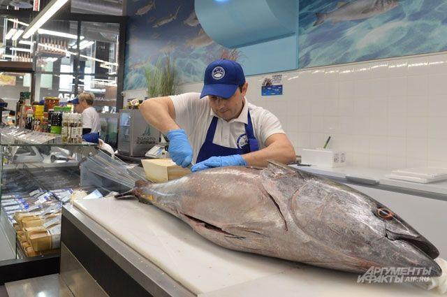 В НСО будут развивать рыбную отрасль.