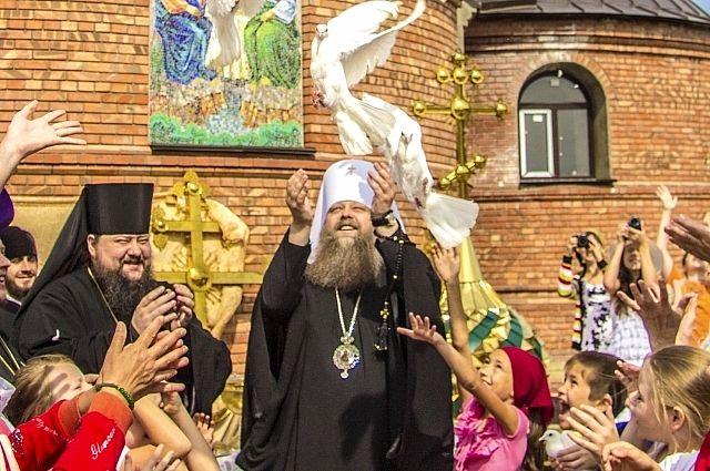 Владыка Меркурий: в России иначе чувствуют Бога.
